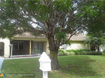 Miami Single Family Home For Sale: 14551 SW 152nd Ct