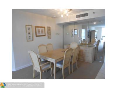 Aventura Condo/Townhouse For Sale: 3530 Mystic Pointe Dr #2703