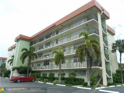 Fort Lauderdale Condo/Townhouse Sold: 5300 NE 24th Ter #435C