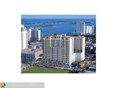 West Palm Beach Condo/Townhouse For Sale: 801 S Olive Ave #201