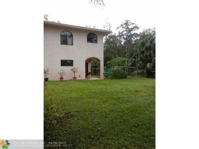 Loxahatchee Single Family Home For Sale: 16346 N 61st Pl N