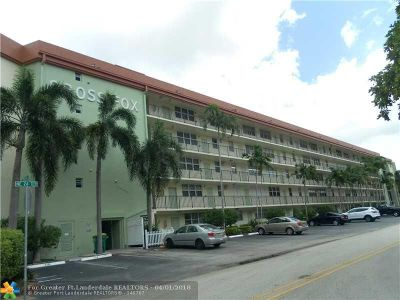 Fort Lauderdale Condo/Townhouse Sold: 5300 NE 24th Ter #113C