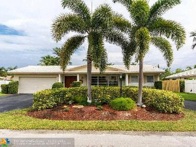 Lighthouse Point FL Single Family Home Sold: $499,900