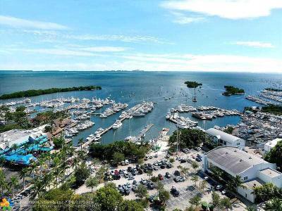 Miami Condo/Townhouse For Sale: 2627 S Bayshore Dr #2301