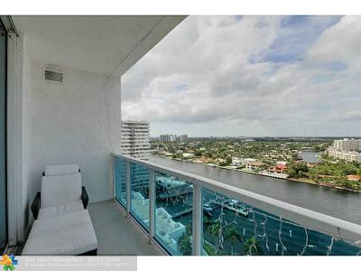 Hallandale Condo/Townhouse For Sale: 1945 S Ocean Dr #1508