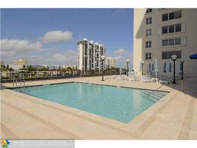 Condo/Townhouse Sold: 777 Bayshore Dr #1006