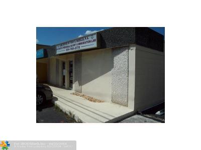Deerfield Beach Commercial Backup Contract-Call LA: 825 S Federal Hy