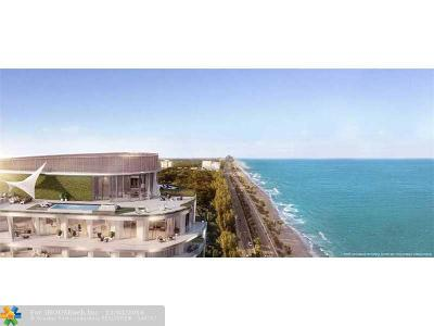 Condo/Townhouse For Sale: 701 N Ft. Lauderdale Beach #PHA1