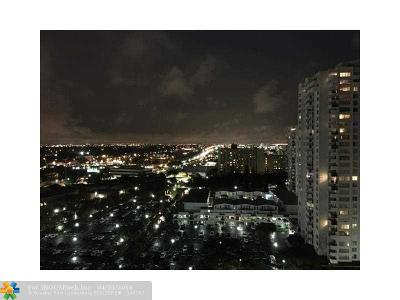 Aventura Condo/Townhouse Backup Contract-Call LA: 18011 Biscayne Bl #1802-1