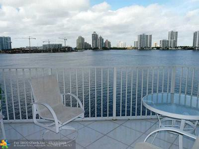 Sunny Isles Beach Condo/Townhouse For Sale: 18260 N Bay Rd #610