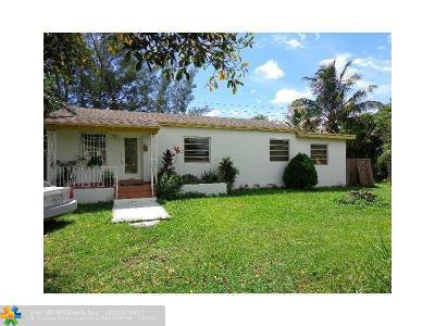 Miami Single Family Home Backup Contract-Call LA: 1925 SW 72 Ct