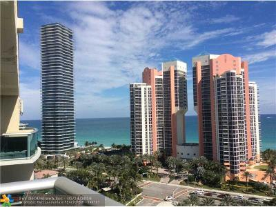 Sunny Isles Beach Condo/Townhouse For Sale: 19370 Collins Av #PH-19