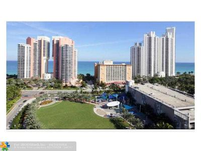 Sunny Isles Beach Condo/Townhouse For Sale: 19370 Collins Av #PH-15