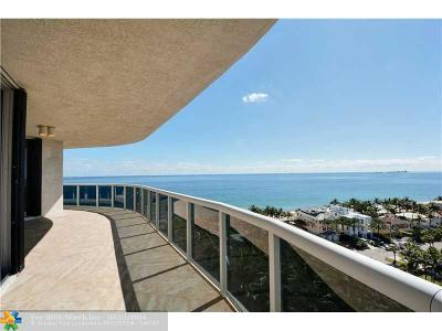 Fort Lauderdale FL Condo/Townhouse Active-Available: $2,299,000