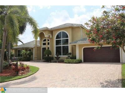 Lighthouse Point FL Single Family Home Sold: $1,325,000