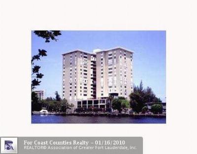 Condo/Townhouse Sold: 777 Bayshore Dr #703