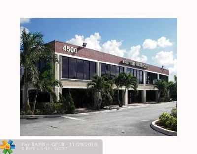 Deerfield Beach Commercial For Sale: 4500 N Powerline Road #2