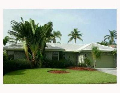 Coral Springs Single Family Home Sold: 4657 NW 66th Dr