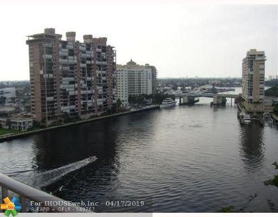 Condo/Townhouse Sold: 777 Bayshore Dr #1202
