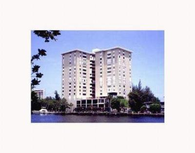 Condo/Townhouse Sold: 777 Bayshore Dr #1206