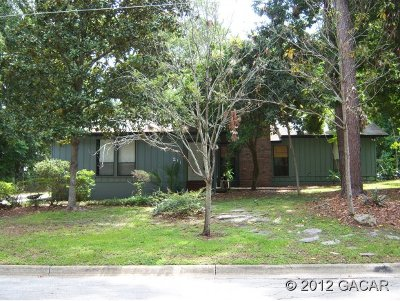 Gainesville Single Family Home For Sale: 211 NW 28th Street