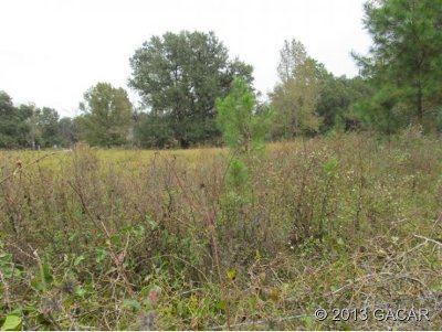 Gainesville Residential Lots & Land For Sale: 6177 SW 35 Drive