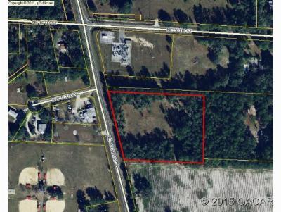 Residential Lots & Land Closed: 5 Ac N US Hwy 41