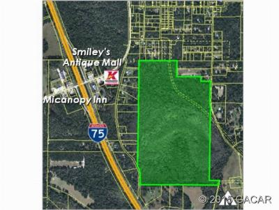 Micanopy Residential Lots & Land For Sale: SE 26th Street