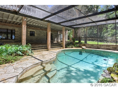 Micanopy Single Family Home For Sale: 17518 Veterans Way
