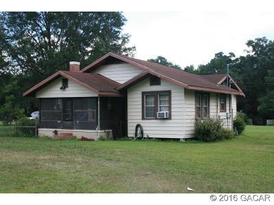 Williston Single Family Home For Sale: 433 NE 1st St Street