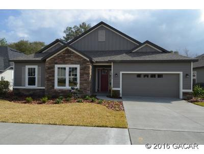 Newberry Single Family Home For Sale: 13658 NW 10th Place