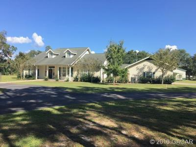 Single Family Home Closed: 15215 SW 154th Street