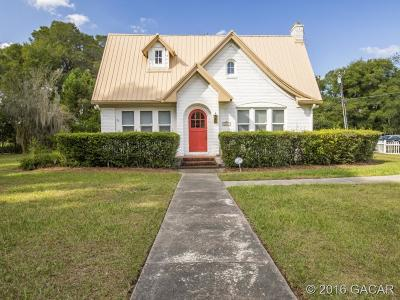 Alachua Single Family Home For Sale: 15316 NW 140th Street