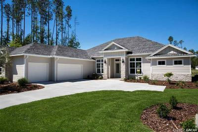 Gainesville Single Family Home For Sale: 10495 SW 27th Place