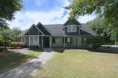 Newberry Single Family Home For Sale: 13621 SW 4th Lane