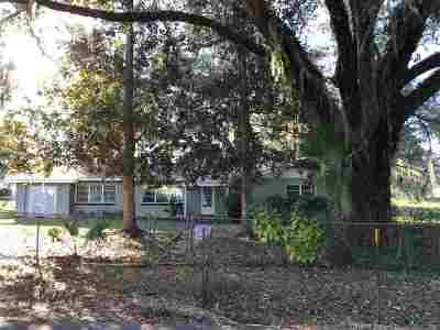 Williston FL Single Family Home For Sale: $149,000