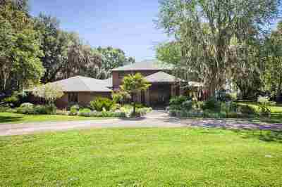 Gainesville, Micanopy, Newberry, Bronson, Cedar Key, Chiefland, Dunnellon, Williston, Citra, Ocala, Reddick Single Family Home For Sale: 10407 NE County Road 1469