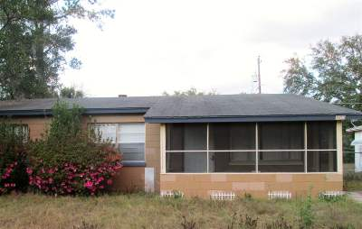 Gainesville Single Family Home For Sale: 1602 SE 12th Place