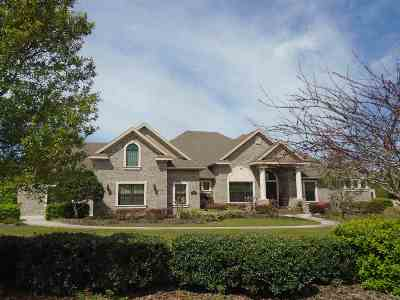 Gainesville Single Family Home For Sale: 1212 SW 109th Drive