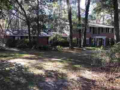 Gainesville Single Family Home For Sale: 4128 NW 37th Drive
