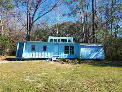 Gainesville FL Single Family Home For Sale: $79,900