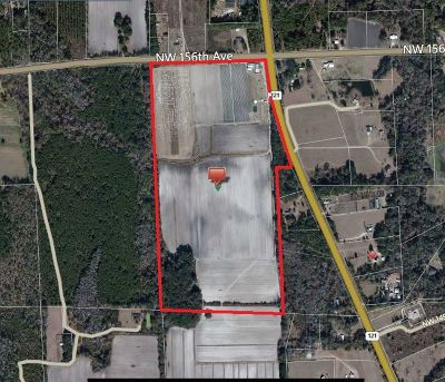 Gainesville Residential Lots & Land For Sale: 3831 NW 156 Avenue