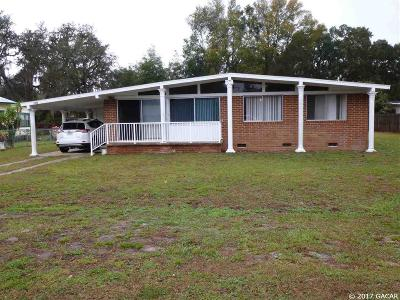 Hawthorne Single Family Home For Sale: 7122 SE 216 Terrace