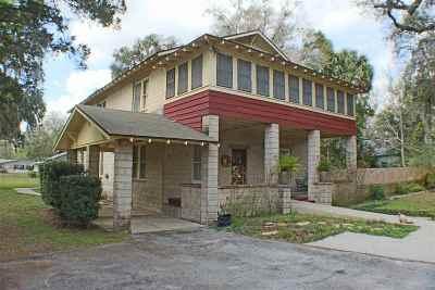 Hawthorne Single Family Home For Sale: 7038 SE 219th Terrace