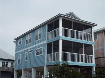 Cedar Key Single Family Home For Sale: 597 1st Street
