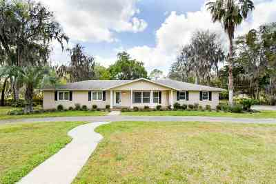 Gainesville Single Family Home For Sale: 6420 SW 35 Way