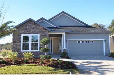 Newberry Single Family Home For Sale: 13699 NW 12th Place