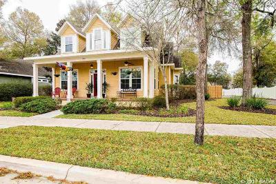 Gainesville Single Family Home For Sale: 13156 SW 7th Avenue