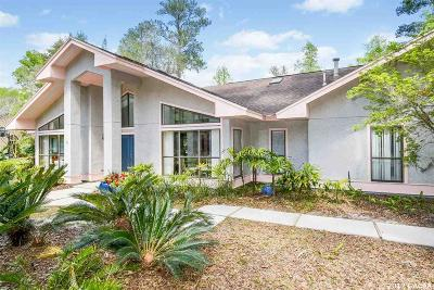 Gainesville Single Family Home For Sale: 5116 NW 50 Lane