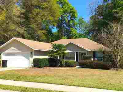 Gainesville FL Single Family Home For Sale: $220,000